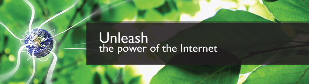 Unleash the Power of the Internet